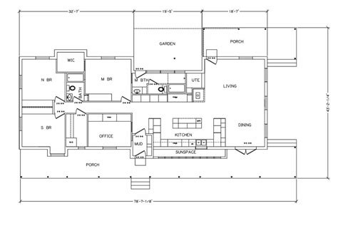 cost efficient floor plans cost effective home floor plans
