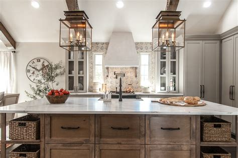 Replacing Kitchen Backsplash by Fixer Upper Garage To Kitchen Makeover Popsugar Home