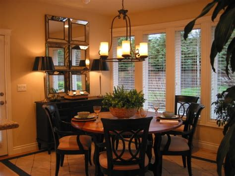 Informal Dining Room Ideas Casual Dining Room Centerpiece Ideas Bold Drama Dining