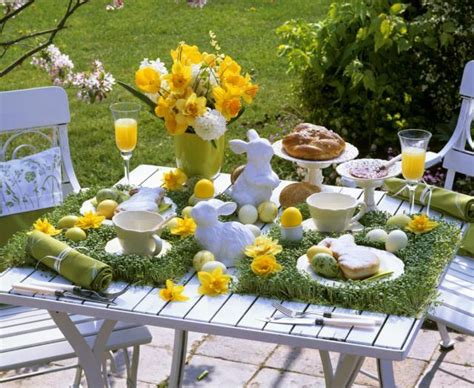 spring table settings ideas decorate a easter spring party table home remedies