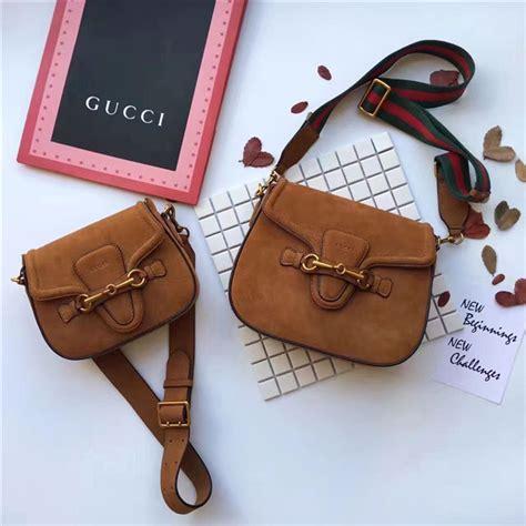Gucci Speedy Vintage Mirror Quality Tas Bag Wanita gucci small web suede shoulder bag