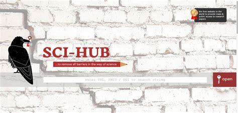 sci hub o site pirata de artigos cient 237 ficos onde 233 poss 237 vel