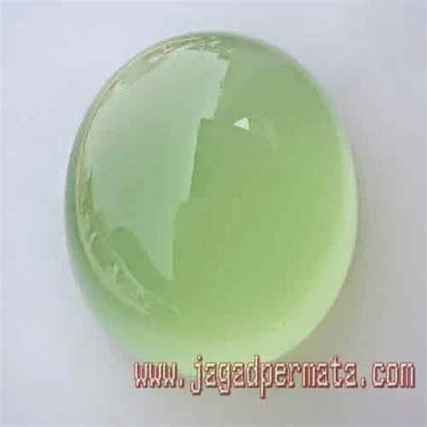 Octagon Green Topas Batu Akik Keladen Hijau Jual Batu Permata Hobi Permata