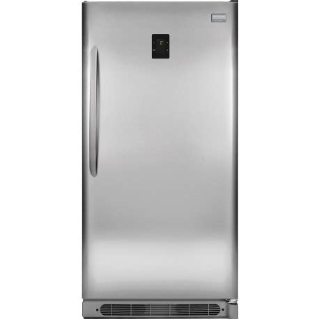 frigidaire gallery fgvu17f8qf 17.0 cu. ft. 2 in 1 upright