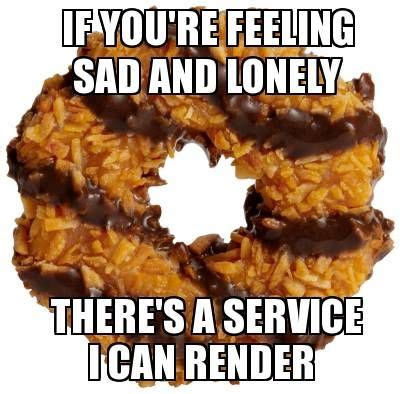 Lonely Girl Meme - sad and lonely girl scout cookies meme girl scouts 2906 cookies
