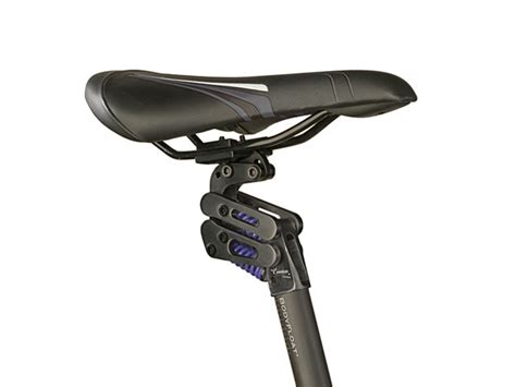 bike suspension seat bodyfloat an evolution in bicycle comfort and