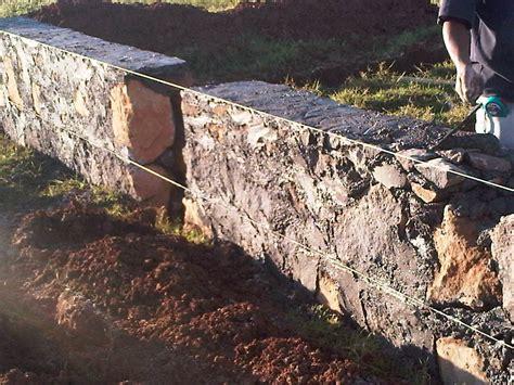 los portales de piedra construcci 243 n de mi casa paso a paso cimentaci 243 n hazlo tu mismo