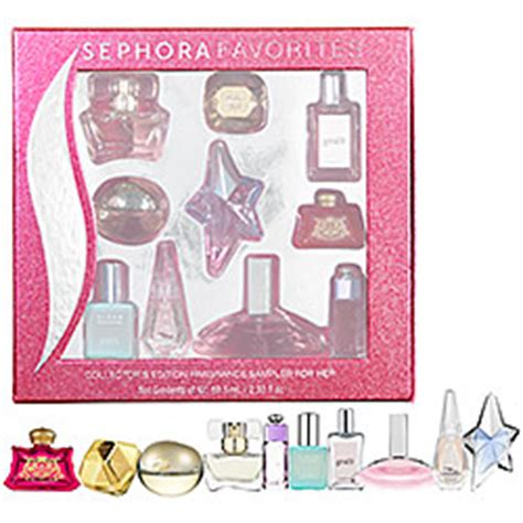 10 Amazing Sephora Special Editions Or Gift Sets by 2011 Gift Guide Perfume Gift Sets