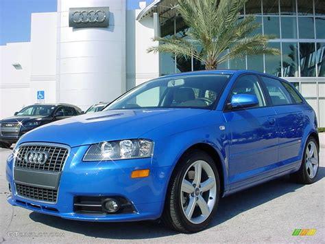 Audi A3 Blau by Light Blue Audi Gallery