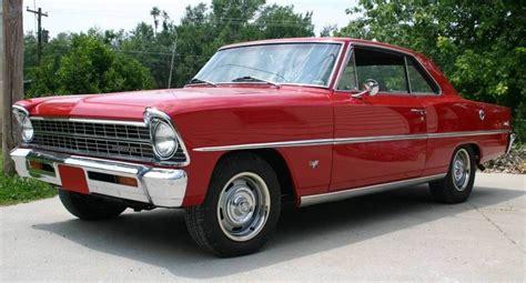 1967 chevrolet chevy ii chevy ii ss