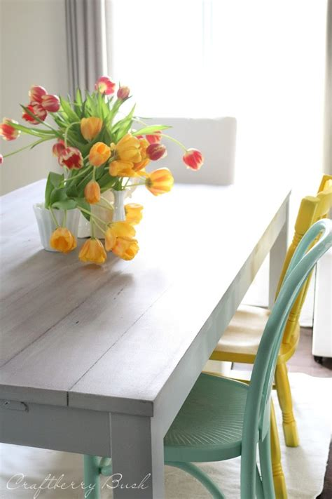 faux farm table an ikea hack