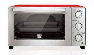 Red Oven Toaster Red Kenmore 6 Slice Convection Toaster Oven 49 99 Down