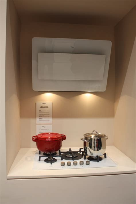 Stylish Options for Kitchen Hoods from EuroCucina