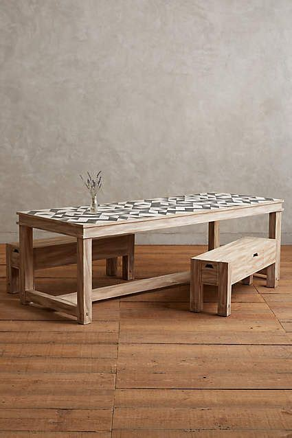 sura dining table anthropologiecom dining table table farmhouse table