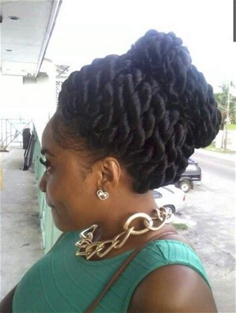 jumbo rope twist big exotic rope twists updo hot natural hair more