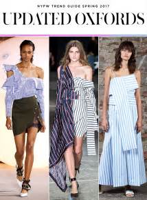 new trends in 2017 the top 10 nyfw trends for spring 2017 stylecaster