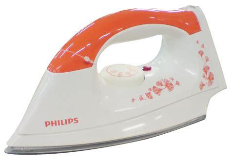 Setrika Philips Murah jual philips setrika hi 115 orange murah bhinneka