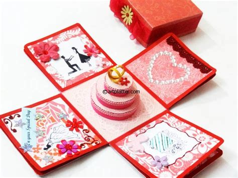 Handmade Boxes How To Make - handmade greeting cards archives platter