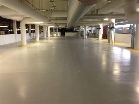 Flexible & Seamless Mechanical Room Flooring   DUREX
