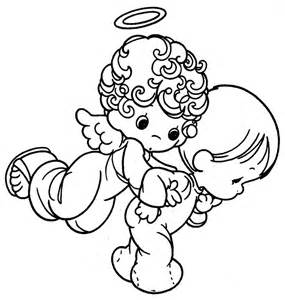 pritable precious moments coloring pages coloring