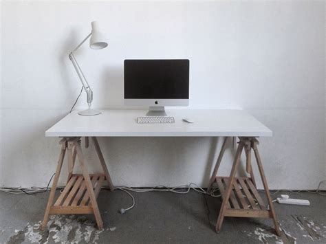 white desk with wooden legs ikea trestle desks wood trestle legs white desk tops x