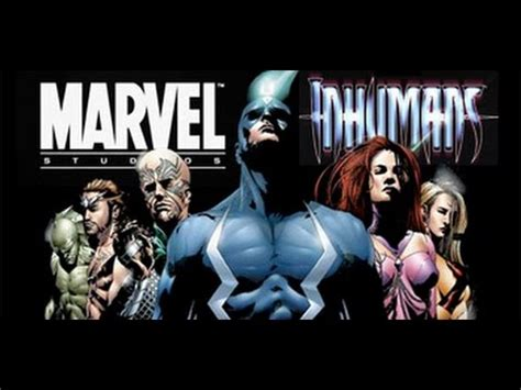 film marvel inhumans inhumans movie coming from marvel studios youtube