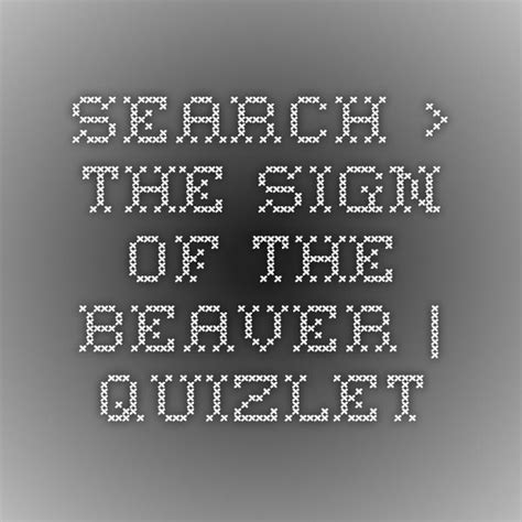 art themes quizlet 17 best images about sign of the beaver on pinterest