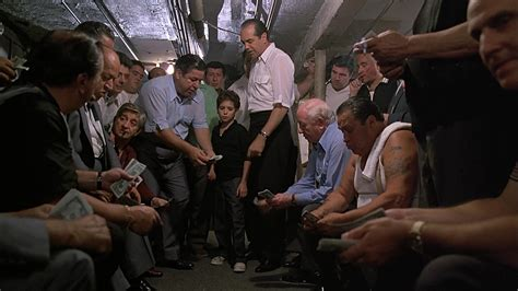 a tale for the a tough signature moment from a bronx tale performance ozy