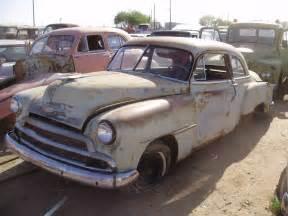 1951 Chevrolet Parts 1951 Chevrolet Chevrolet Car 51ch7868c Desert Valley