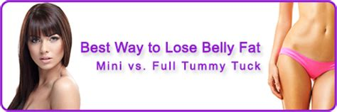 Best Way To Shed Belly by Best Way To Lose Belly Tummy Tuck Placidway Placidblog