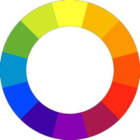 color or colour color wheel for visual merchandising the window