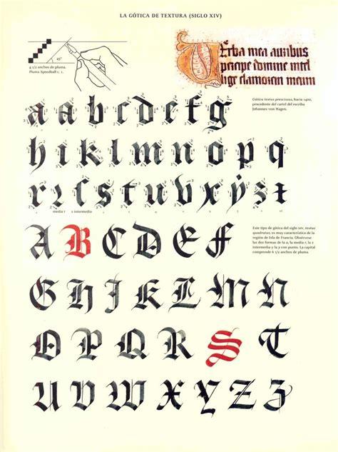 Letter Xword caligraf 237 a g 243 tica textura siglo xiv mediavilla s book