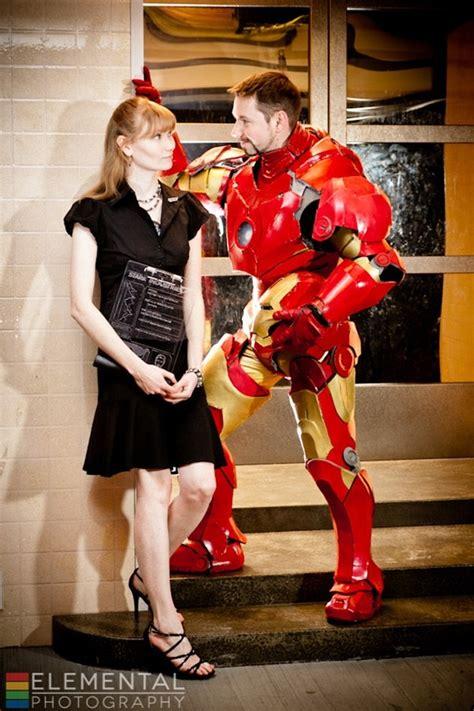 cosplay week pepper potts iron man