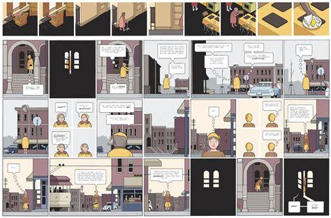 here pantheon graphic novels building stories npr