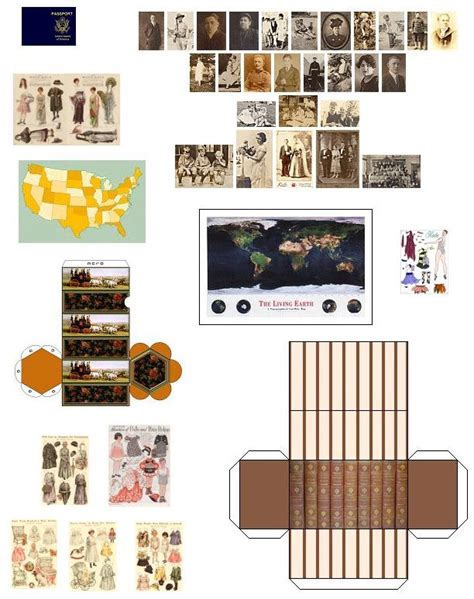 dolls house printables pin by darlene shannon on miniature creations pinterest