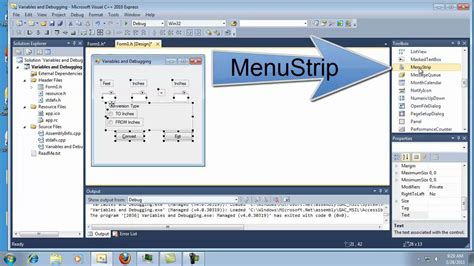 box pattern in c programming visual c 2010 express tutorial 6 container controls