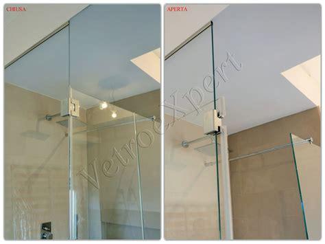 cristallo per doccia box doccia in vetro temperato vetroexpert roma
