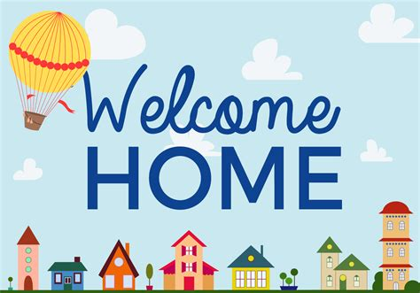 Welcome Home free welcome home vector free vector stock graphics images