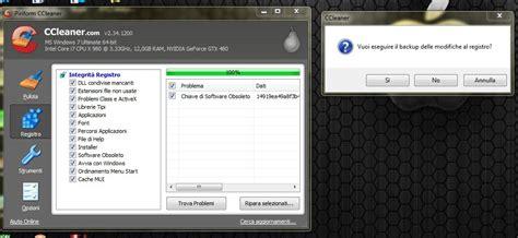 ccleaner nvidia install files rimozione driver nvidia forceware