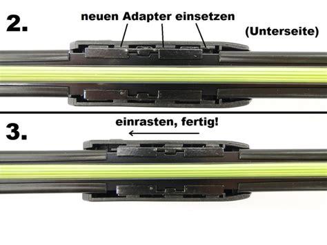 Audi A4 8e Scheibenwischer by 2x Flex Flat Scheibenwischer F 252 R Audi A4 B6 8e B7 8h