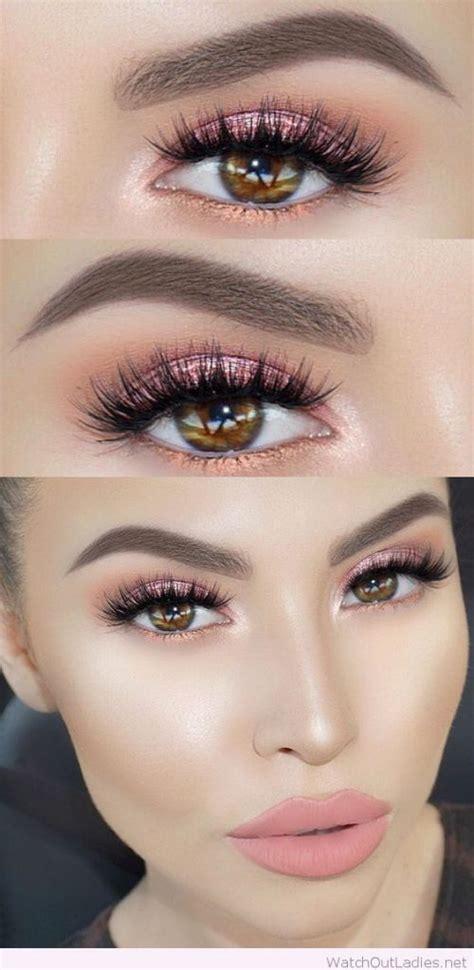 light pink glitter eyeshadow light pink eye makeup www imgkid com the image kid has it
