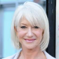 70 year with grey hair all fashion show trendy hairstyles for women over 50