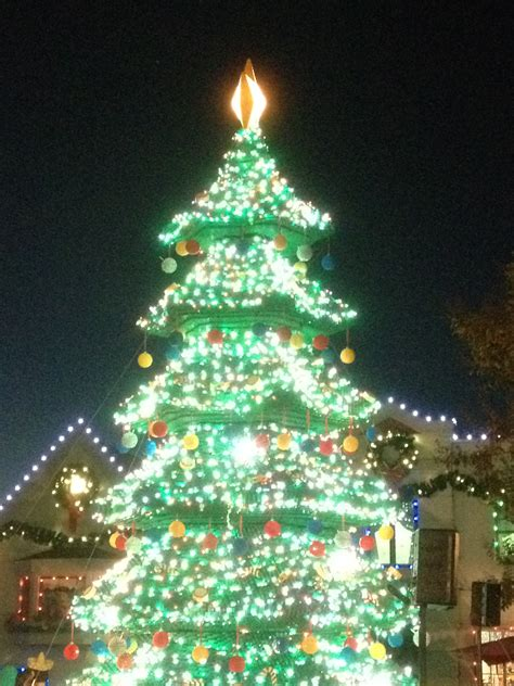 best places to see lights in the san diego area