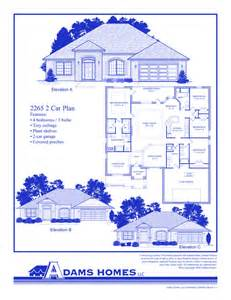 Adam Homes Floor Plans by Available Floor Plans