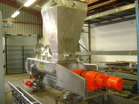 used pug mill pug mill stainless steel industrial equipment for sale