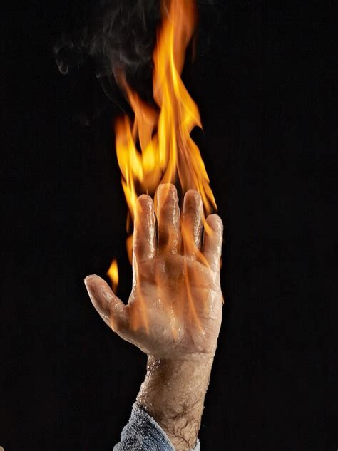 How To Light Your Hand On Fire Without Burning Yourself