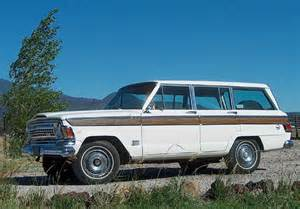 1972 jeep wagoneer overview cargurus