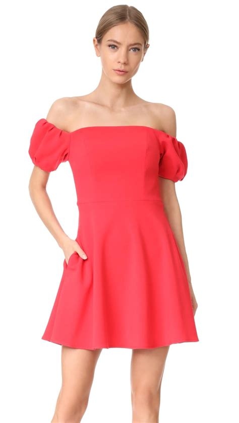 Chic Mini Dress trendy the shoulder dresses for 2017 kentucky derby