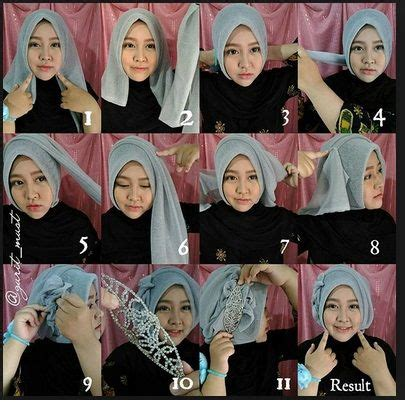tutorial hijab ala dian pelangi simple the 25 best tutorial hijab modern ideas on pinterest