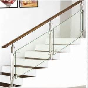 glass banisters for stairs stainless steel staircase wooden stairway glass staircase